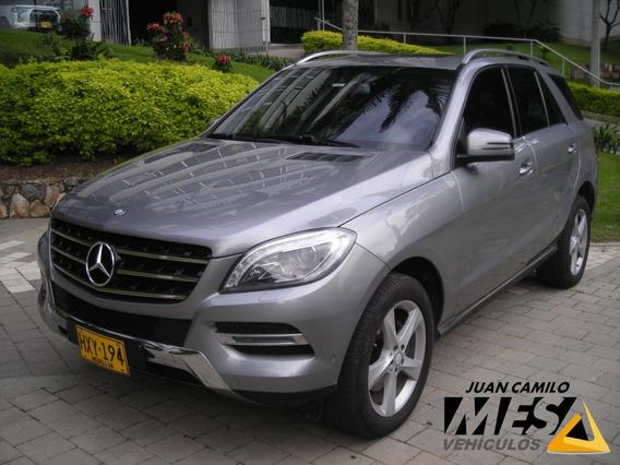 Mercedes Benz Ml250 4matic Diesel 2015 Secuencial