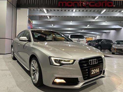 Imagen 1 de 9 de Audi A5 Sportback 2014 Plata