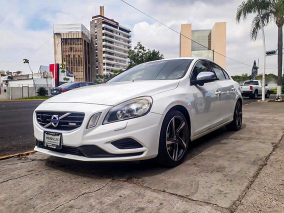 Volvo S60 2013 3.0 Rd T6 6v Awd Qc R18 At