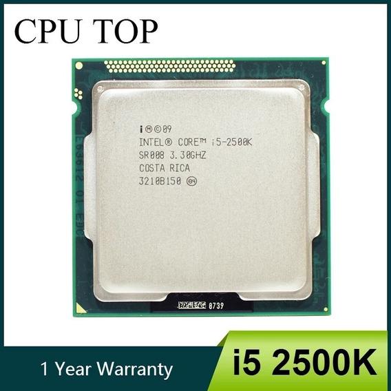 Processador Intel Core I5 2500k 3.3ghz