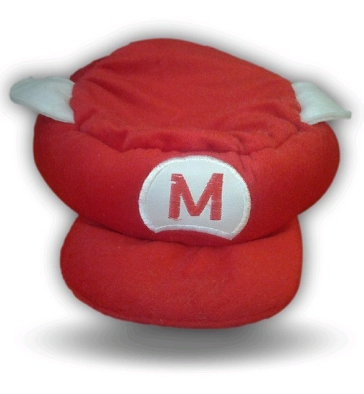 Gorras De Mario Bros De Peluche