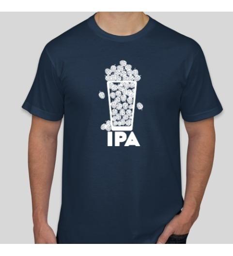 Remeras Cerveza Artesanal Ipa