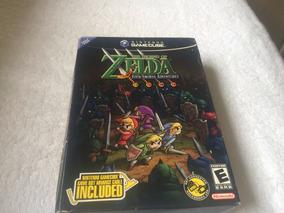 The Legend Of Zelda Four Swords Adventures - Lacrado