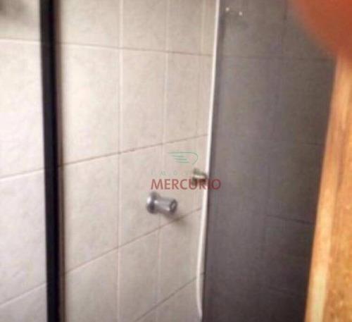 Apartamento Com 1 Dormitório À Venda, 25 M² Por R$ 110.000,00 - Vila Cardia - Bauru/sp - Ap3617
