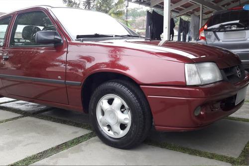 Chevrolet Kadett Gl - Baixa Km - 1997 97 - Original - Antigo