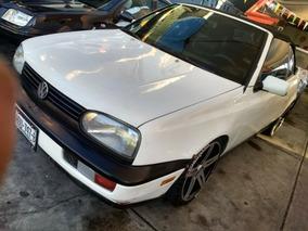 Volkswagen Golf 2.0 Cabrio 5vel Aa Mt 1997