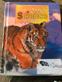 Houghton Mifflin Science 5 Hard Cover