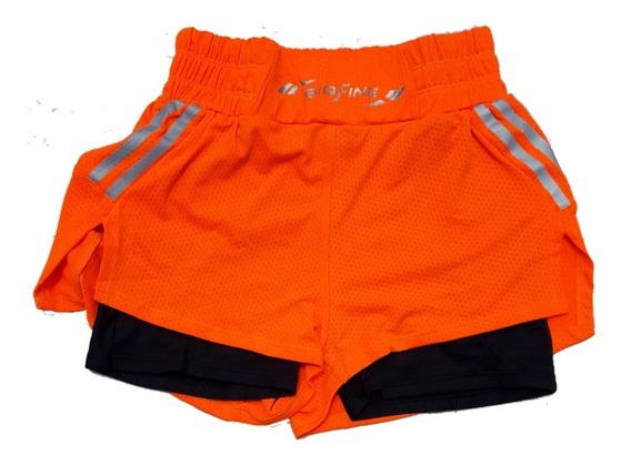 Short Dryfit, Con Calza Lycra, Big Fine