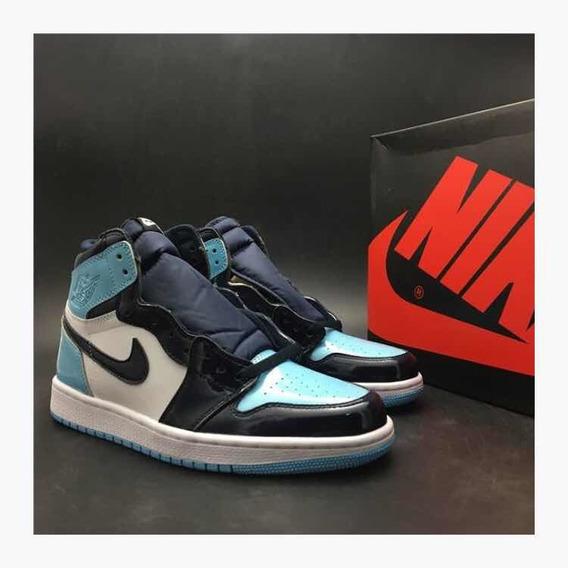 Air Jordan 1 Unc Patent Ua