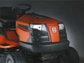 Mini Tractor Husqvarna Lth 18hp, 42 0km, 5% Dto Cdo