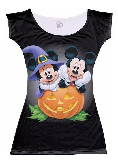 Vestido Para O Halloween Mickey E Minnie Disney