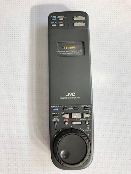 Controle Remoto Original Jvc R6/aa/um-3 Pq11237 P/ Vídeo K7