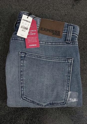 Jeans Express Hombre Slim 4 Way Stretch 100 Original Nuevo Mercado Libre