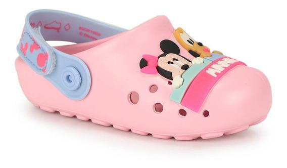 Sandália Clog Infantil Grendene Disney