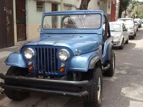Jeep Ika 4x4 Largo/carrocería Chapa