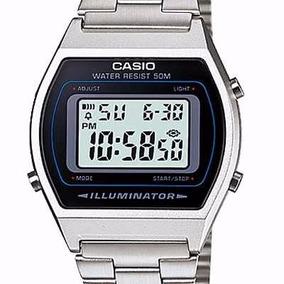 Relogio Casio B640 Wd-1avdf Cronômetro Alarme Timer Wr-50 M