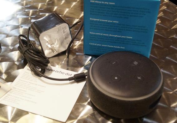 Amazon Echo Dot 3rd Gen Alexa - Atenção: Blacklisted