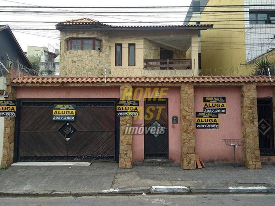 Sobrado Com 3 Dormitórios Para Alugar, 442 M² Por R$ 4.500,00/mês - Vila Rosália - Guarulhos/sp - So0648