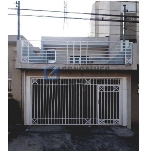 Imagem 1 de 15 de Venda Sobrado Santo Andre Vila Junqueira Ref: 142064 - 1033-1-142064