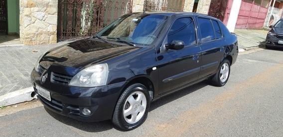 Renault Clio Sedan 1.6 16v Privilège Hi-flex 4p 2006