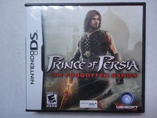 Prince Of Persia The Forgotten Sands Nintendo Ds Y 3ds