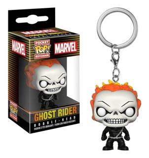 Pocket Pop Keychain Ghost Rider Marvel Comics Funko