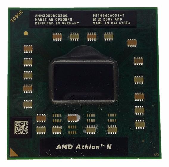 Amd Athlon Ii Dual Core Mobile M300 Amm300dbo22gq