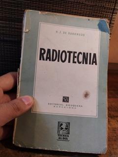 Libro De Reparación De Radios Radio Técnica Radios De Bulbos