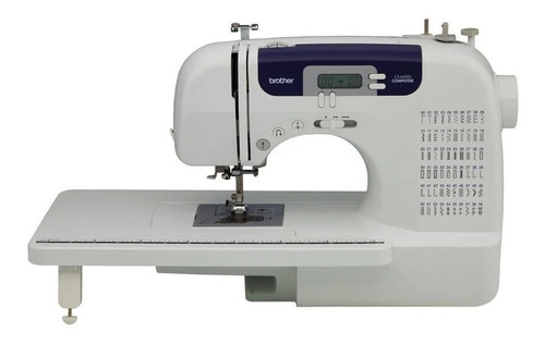 Máquina de coser Brother CS6000I  blanca 220V