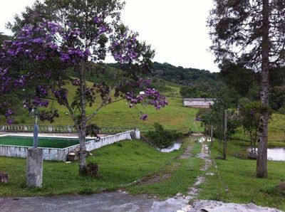 Chácara Residencial À Venda, Centro, Embu-guaçu. - Ch0012
