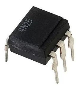 Optoacoplador Npn 4n25 (c/4pçs) (000410)