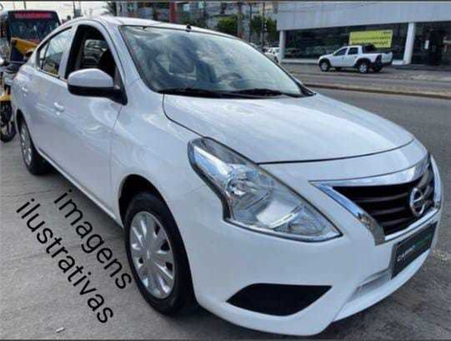 Nissan Versa 2019 1.6 16v Sv 4p