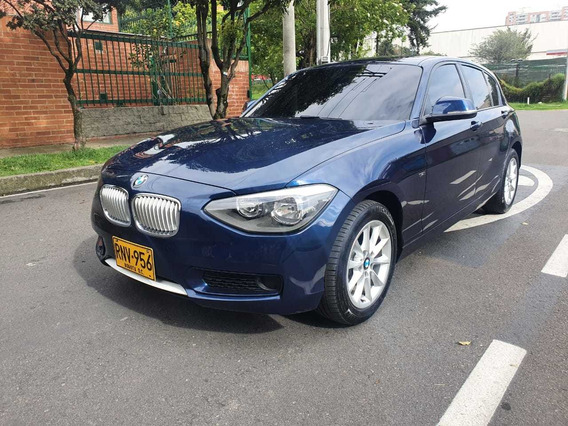 Bmw 116i Urban Mt 1.6 Turbo Aa