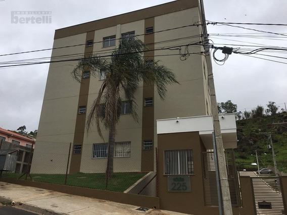 Apartamento Para Aluguel, 2 Dormitórios, Jardim São Miguel - Bragança Paulista - 2494