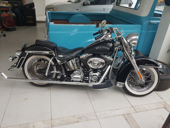 Harley Davidson Softail Heritage Customizada
