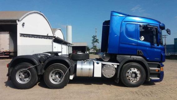 Scania P 360 6x2 Automatica