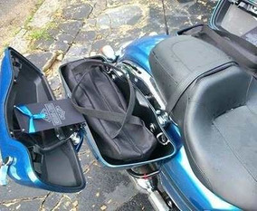 Bolsa Interna Para Harley Davidson Street Glide
