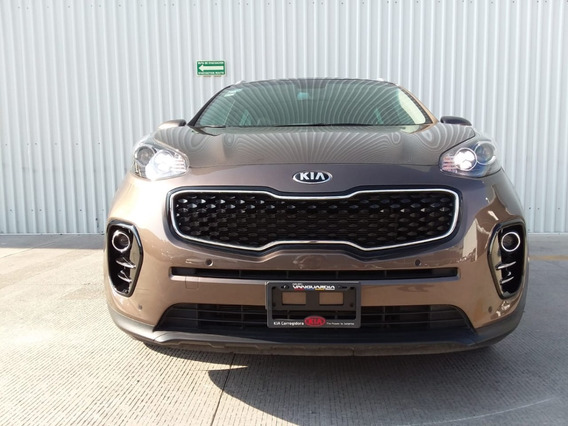 Kia New Sportage Ex Pack 2018 At
