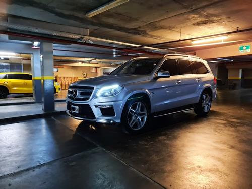 Mercedes-benz Gl500 V8 Biturbo Amg-line