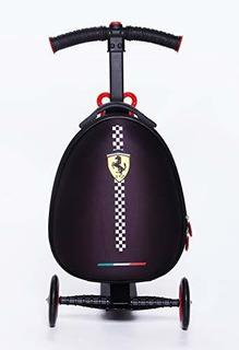 Ferrari Continuar En Patinete Plegable
