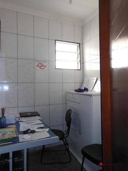 Salão À Venda, 219 M² Com Estacionamento Próprio, Por R$ 2.500.000 - Centro - São Bernardo Do Campo/sp - Sl0301