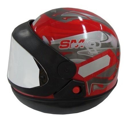 Capacete Moto San Marino
