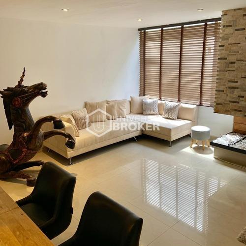 Apartamento En Arriendo Amoblado 64m² Chico Bogota Ub18690