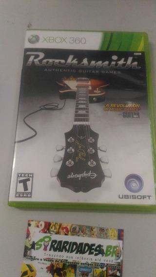 Jogo - Rocksmith - Xbox 360