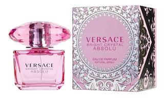 Bright Crystal Absolu 90 Ml Edp Spray De Versace