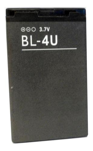 Bateria Alternativa Nokia Bl-4u 3.7v 1000mah (2009) E8041