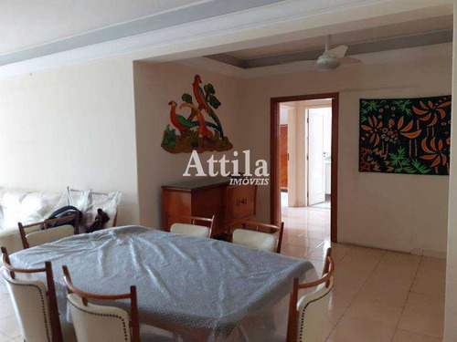 Imagem 1 de 12 de Apto 3 Dorms., Sacada, 1 Vaga, Gonzaga - V1468