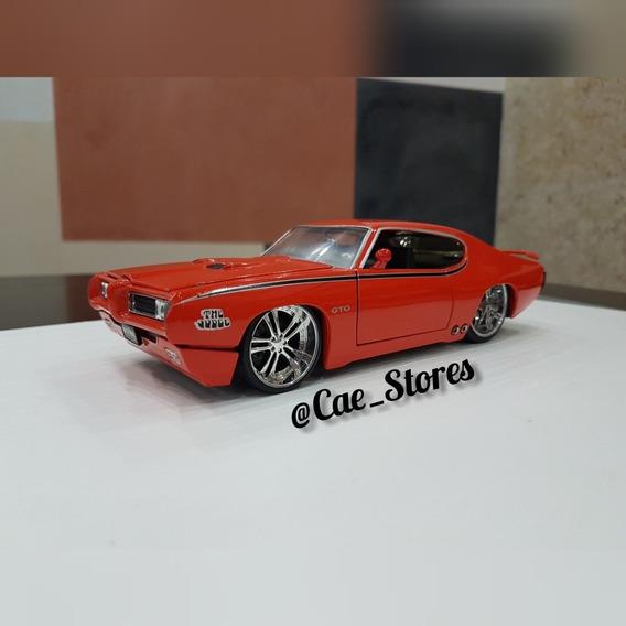 Carro De Colección, Pontiac Gto Judge