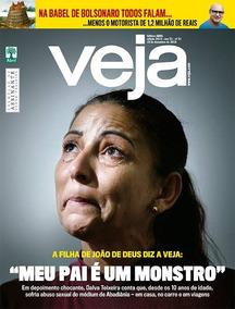 Revista Veja #2613 19/12/2018 Meu Pai É Um Monstro