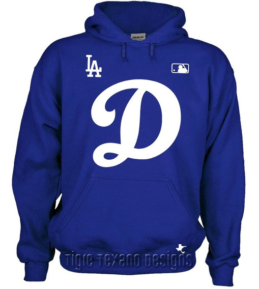 Sudadera Dodgers Los Angeles Mod. G2 By Tigre Texano Designs